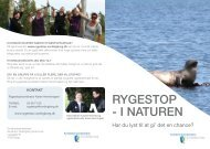 RYGESTOP - I NATUREN - Vordingborg Kommune