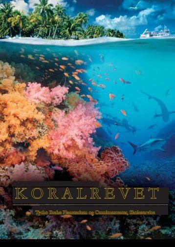koralrevet.pdf - Tycho Brahe Planetarium