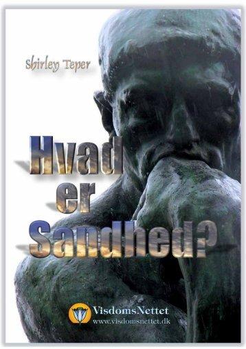 Download-fil: HVAD ER SANDHED - Shirley Teper - Visdomsnettet