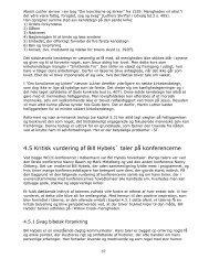 4.5 Kritisk vurdering af Bill Hybels´ taler på ... - Luthersk Mission