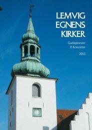 Lemvig egnens kirker - Lemvig kirkerne