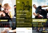 BODYCOMBAT ® - Sundhedscenter Bornholm
