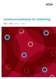 Landsoverenskomst for utdanning - Bibliotekarforbundet