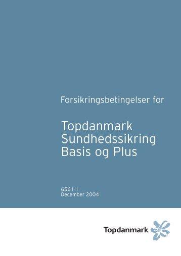 Sundhedssikring basis-plus Version 6561-1, dec 2004 - FCE