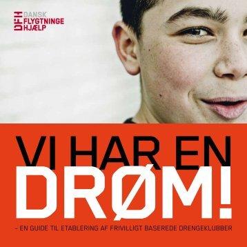 – en guide til etablering af frivilligt baserede ... - Frivillignet.dk