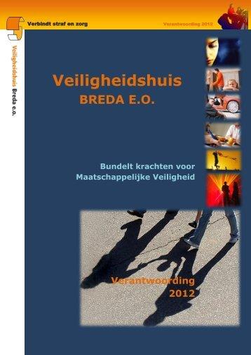 De routing vinden - Veiligheidshuis Breda