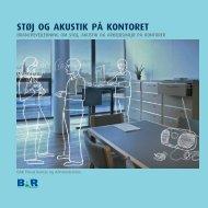 Støj og akustik på kontoret.pdf - BAR - privat kontor.