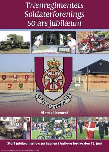 Jubilæumsavis - Trænregimentet/Jyske Trænregiments ...