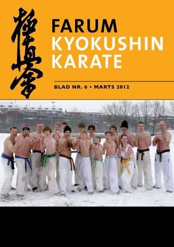 Marts 2012 - Farum Kyokushin Karate