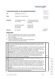 Referat af møde den 30.06.2010 - Energinet.dk