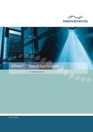 XFlow® Vandtågesystem - Novenco