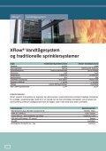 XFlow® Vandtågesystem - Novenco - Page 6