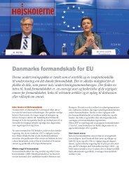Hent pakke om det danske formandskab (pdf) - FFD.dk