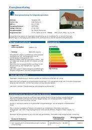 Energimærkning - Husavisen