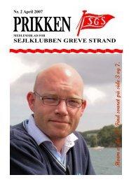 Prik2-07 web.pub - Sejlklubben Greve Strand
