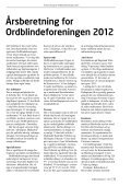 B L A D E T B L A D E T - Ordblinde/Dysleksiforeningen i Danmark - Page 5