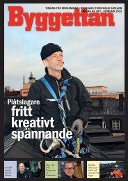 Byggettans tidning nr 1 2012 - Byggnads