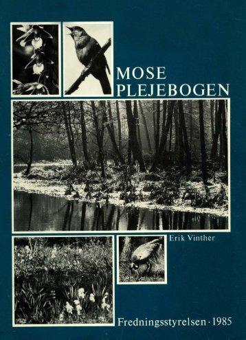 Moseplejebogen - Naturstyrelsen