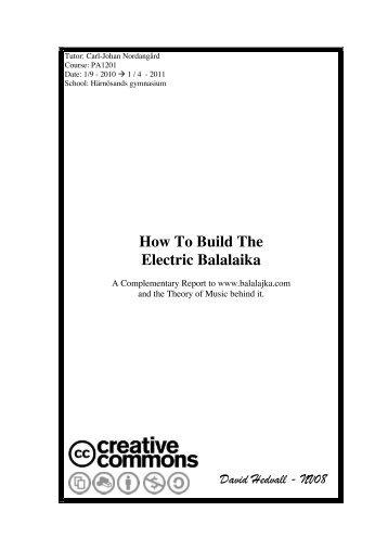 Balalaika Magazines