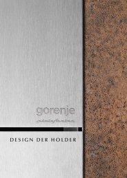 Catalogue naslovnica DENMARK.indd - Gorenje