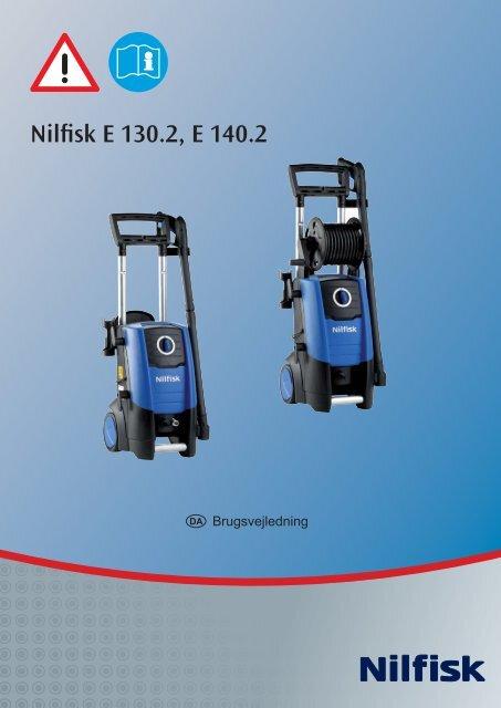 Nilfisk E 130.2, E 140.2 - Witre