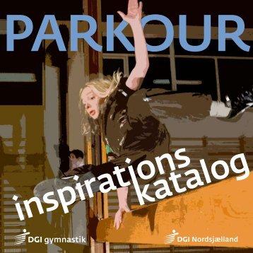 Parkour Pixibog - Ny i Danmark
