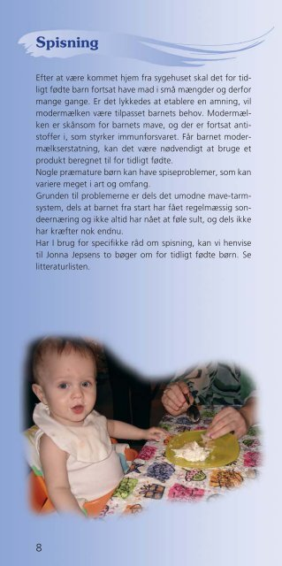 For tidligt fødte - Dansk Præmatur Forening