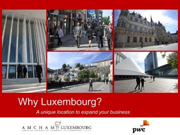 Why Luxembourg? - The American Chamber of Commerce ...