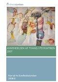 Anvendelsen af tvang i psykiatrien 2007 - Region Midtjylland - Page 2