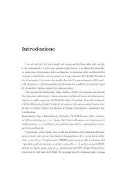 Introduzione - INFN Bologna