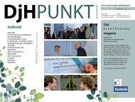 DJHPUNKT april 2013 - Den jydske Haandværkerskole