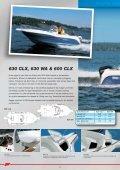 Familie, fiske og sportsbåde Med høj ydelse stil og økonomi - Page 6