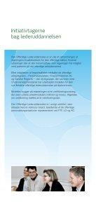 DOL - Den offentlige lederuddannelse - Page 5
