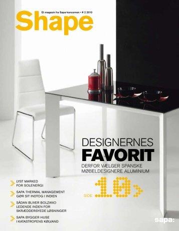 Shape #2 2010 - Sapa Group
