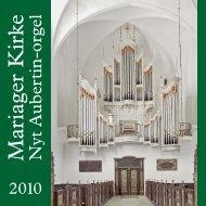 Om Mariager Kirkes orgel - Grundejerforeningen Taarnborg