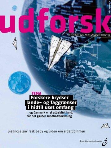 Forskere krydser lande - Aarhus Universitetshospital