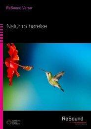 Naturtro hørelse - GN ReSound