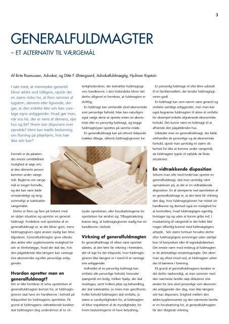 Revisor Posten nr. 3 2011