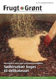 Sødkirsebær koges til delikatesser - Gartneribladene