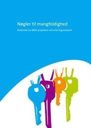 Nøgler til mangfoldighed - Ny i Danmark