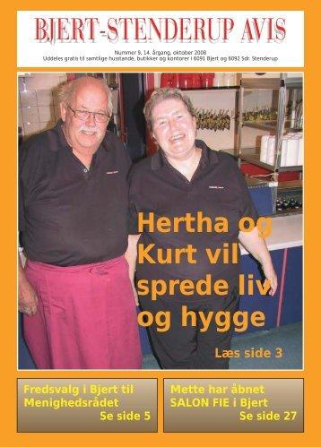 Oktober - Bjert Stenderup Net-Avis