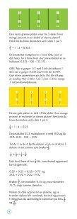 Brøk-, desimal- og prosentplater - Page 4