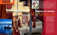 Upptäck Mandalay - Johan Augustin