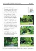 landskabsrapport 2007 - Andelsboligforeningen Tjörnarp Søpark - Page 5