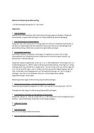 Referat af ordinær generalforsamling i CA ... - CA a-kasse