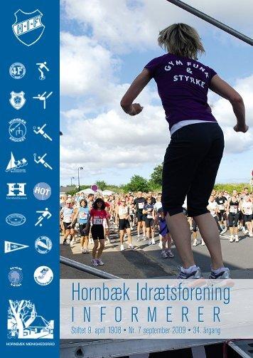 Vi er specialister i salg af helårs - Hornbæk Idrætsforening