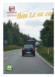 Kør Grønt med SEAT Ibiza 1,2 CR tdi - Tilbage