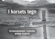 I korsets tegn - History Press Faroe Islands