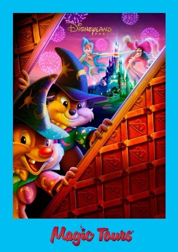 Hent Disneykataloget som PDF - Magic Tours