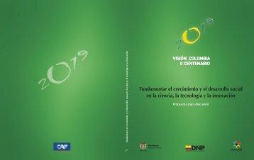Fundamentar el crecimiento y el desarrollo social en la ciencia, la ...